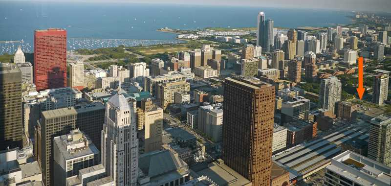 AMLI's South Loop project evokes strong opinions
