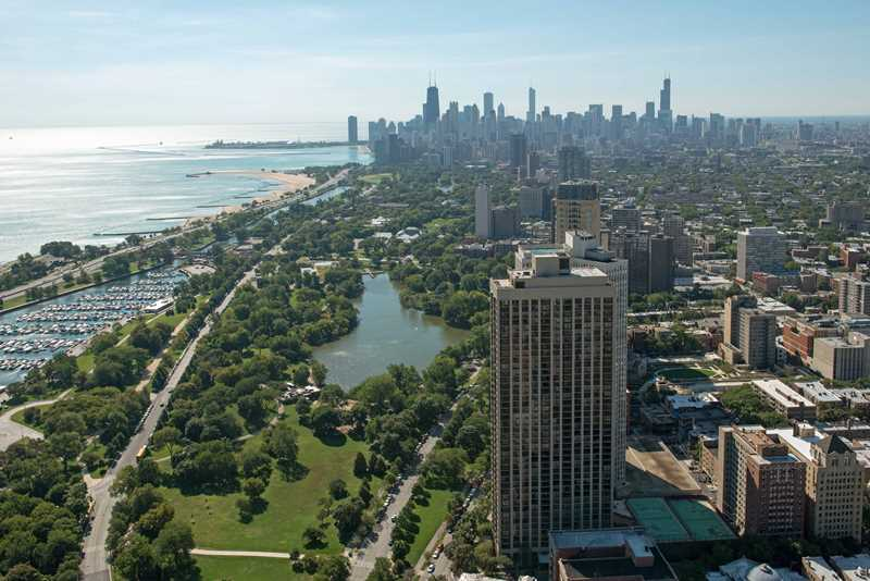 Chicago sales volume up 31% year-over-year in October