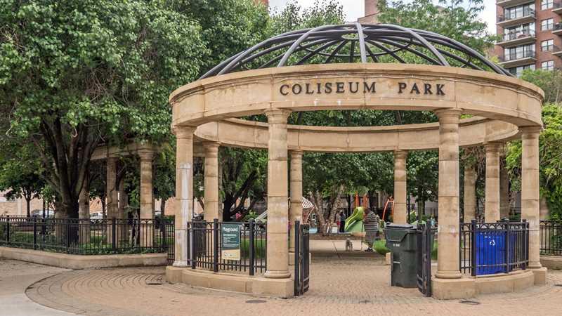 Parks and more at new South Loop condos