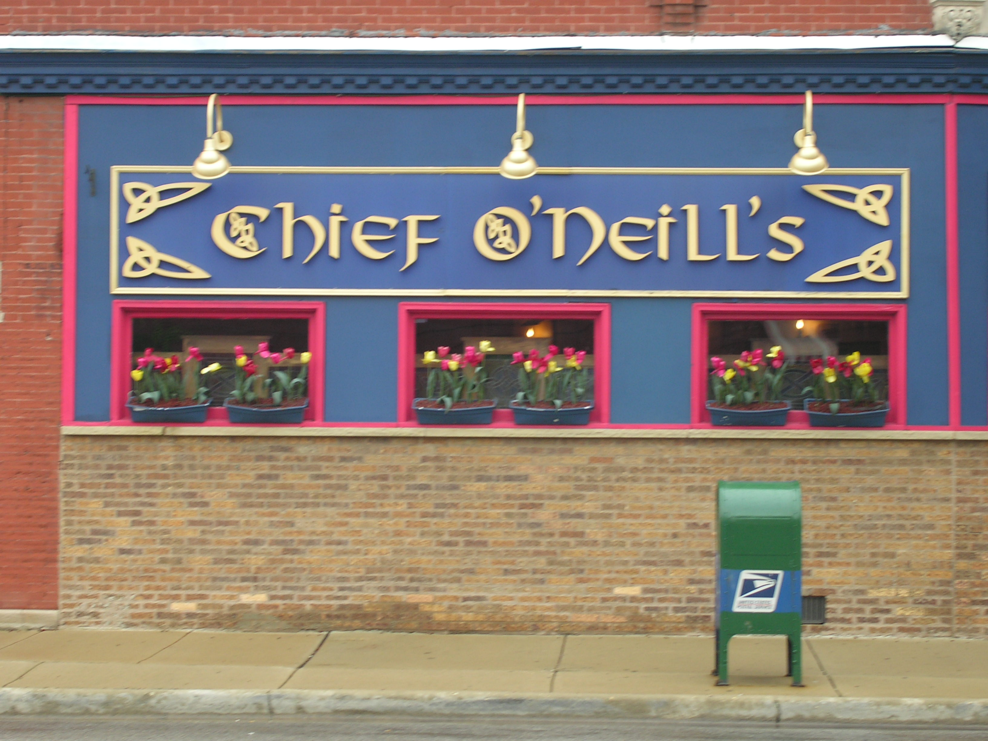Chief O'Neill's, 3471 N Elston Ave