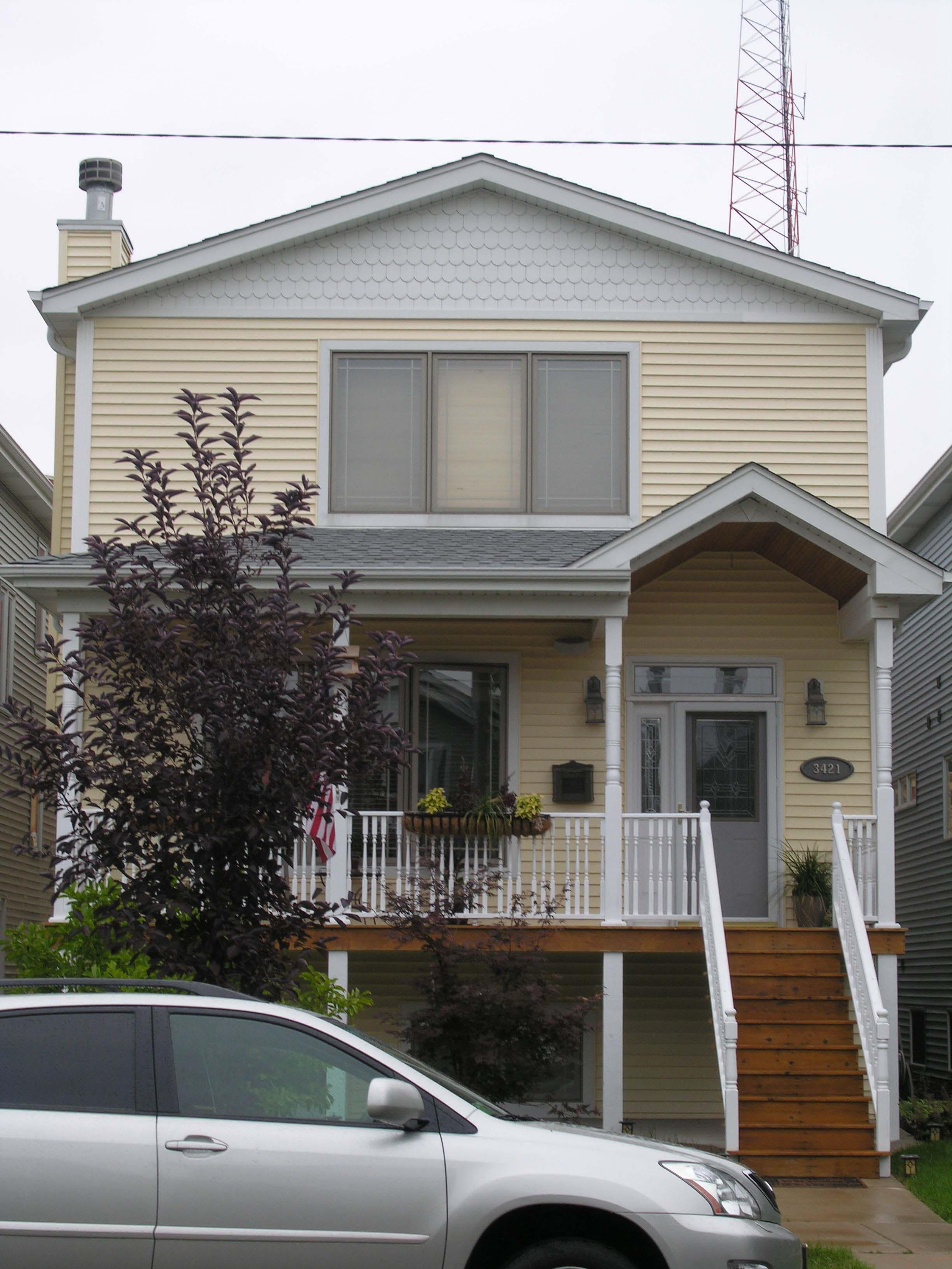 3400 block of North Albany