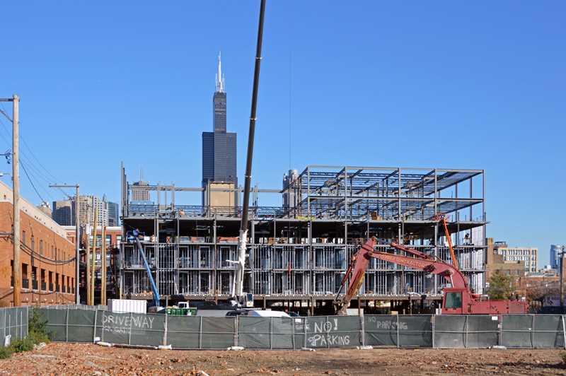 West Loop construction update: CA3