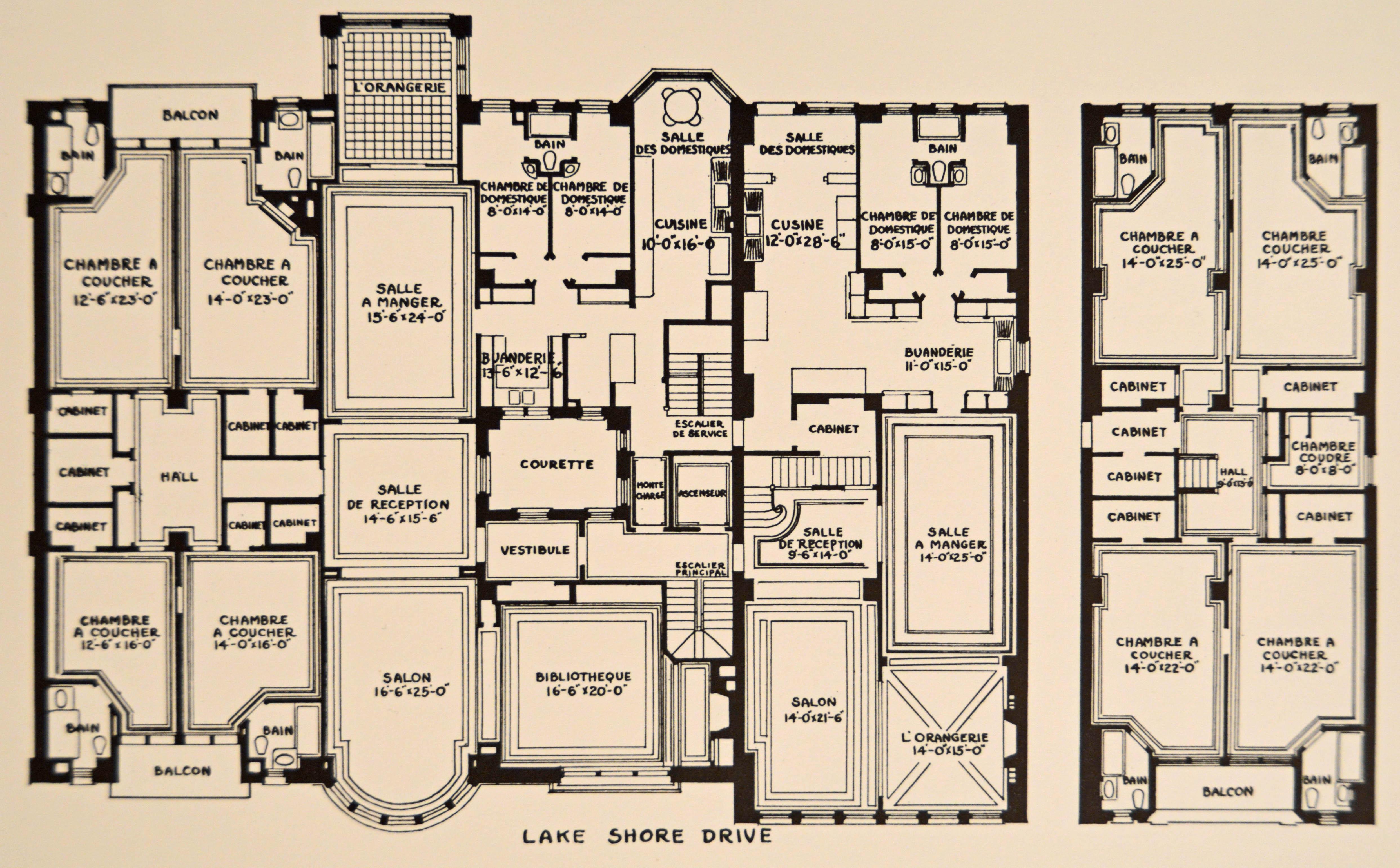 Apartment Building House Plans contemporary apartment building architectural plans floor