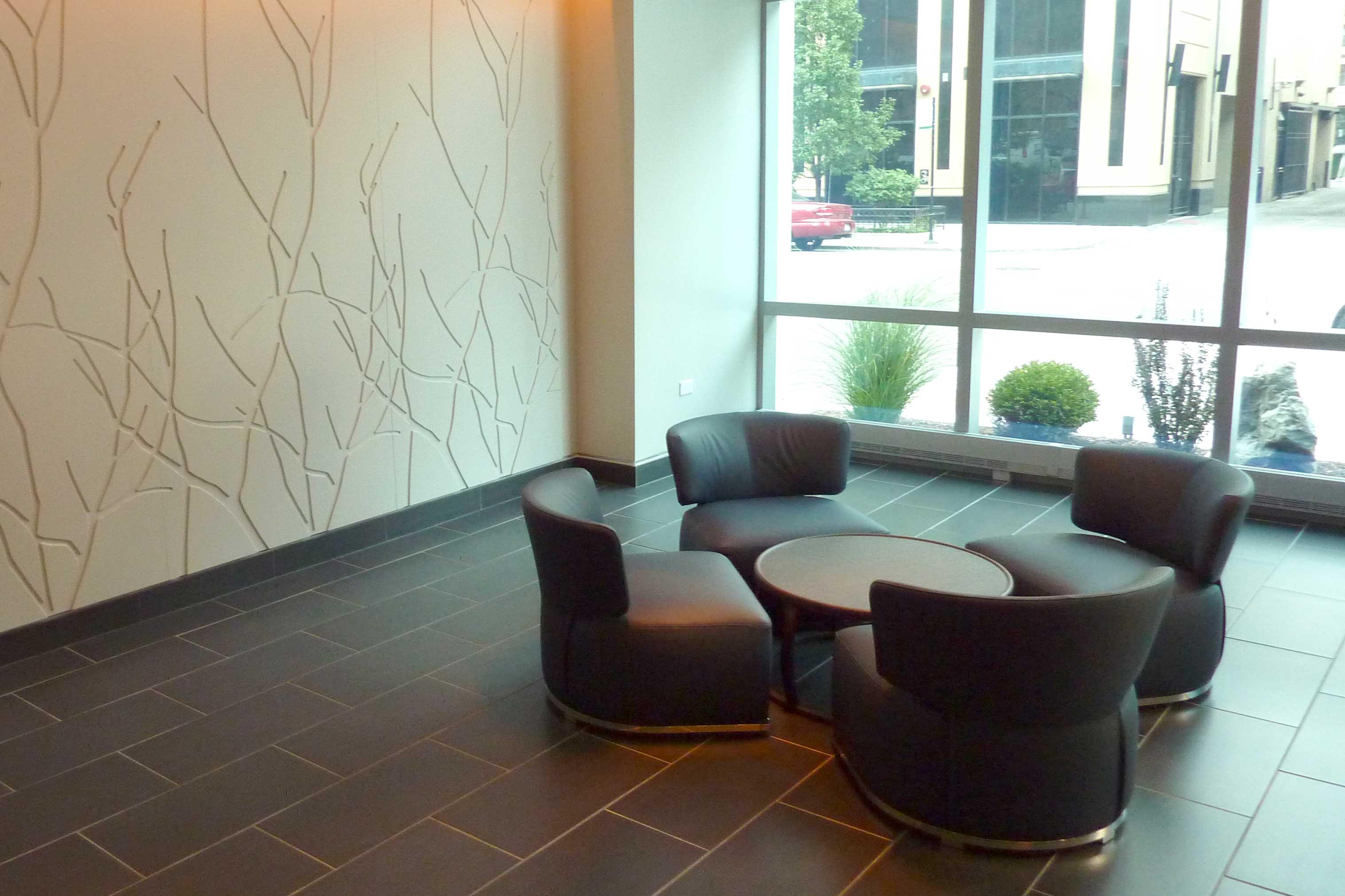 Superior 110 Lobby