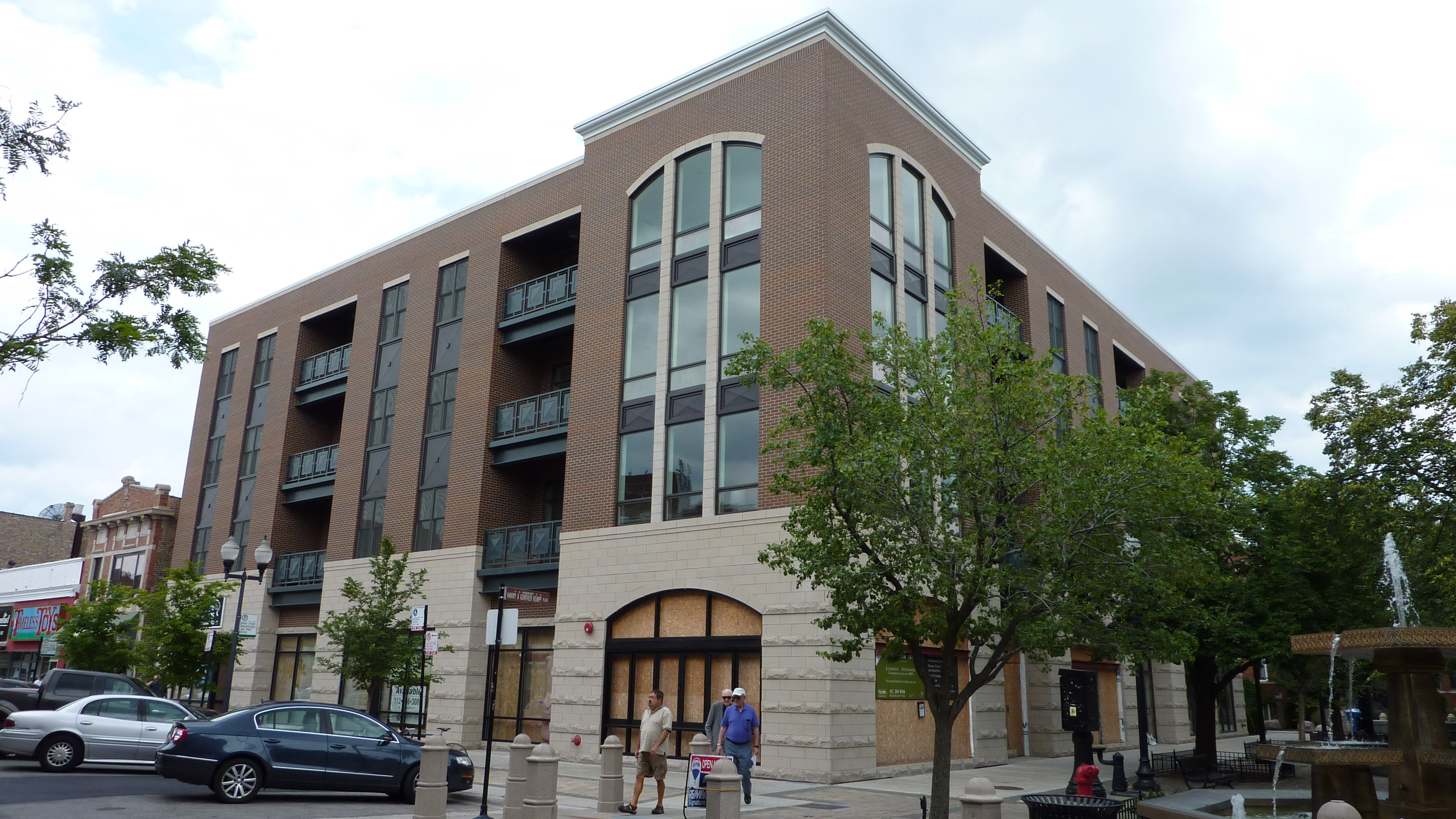 Fountain View earns its LEED certification