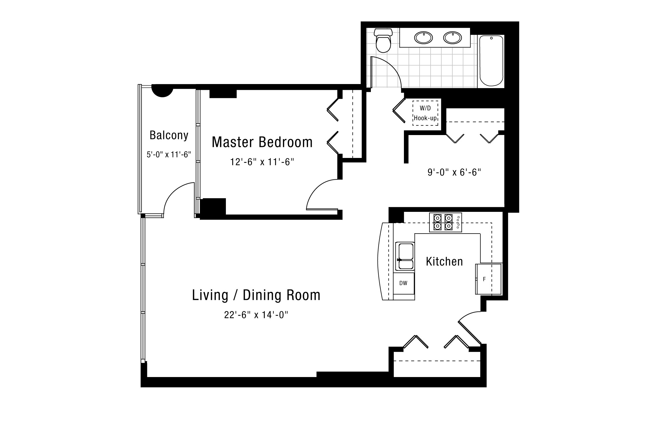 Easy floor plan maker gurus floor for Simple floor plan maker