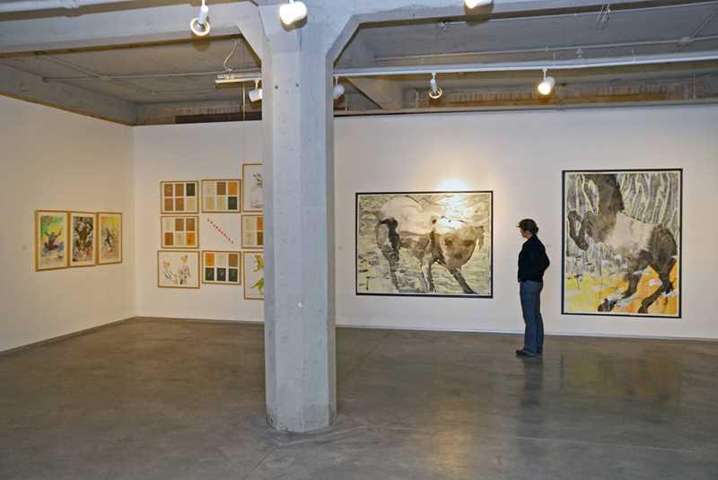 New Bridgeport homes steps from world-class art