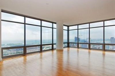 Today's news: Buy or rent a corner condo with lake views at 1400 Museum Park