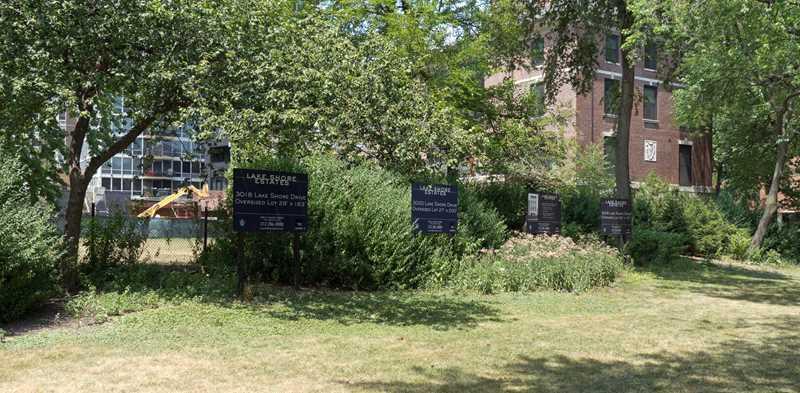 Land still available at Lake Shore Estates