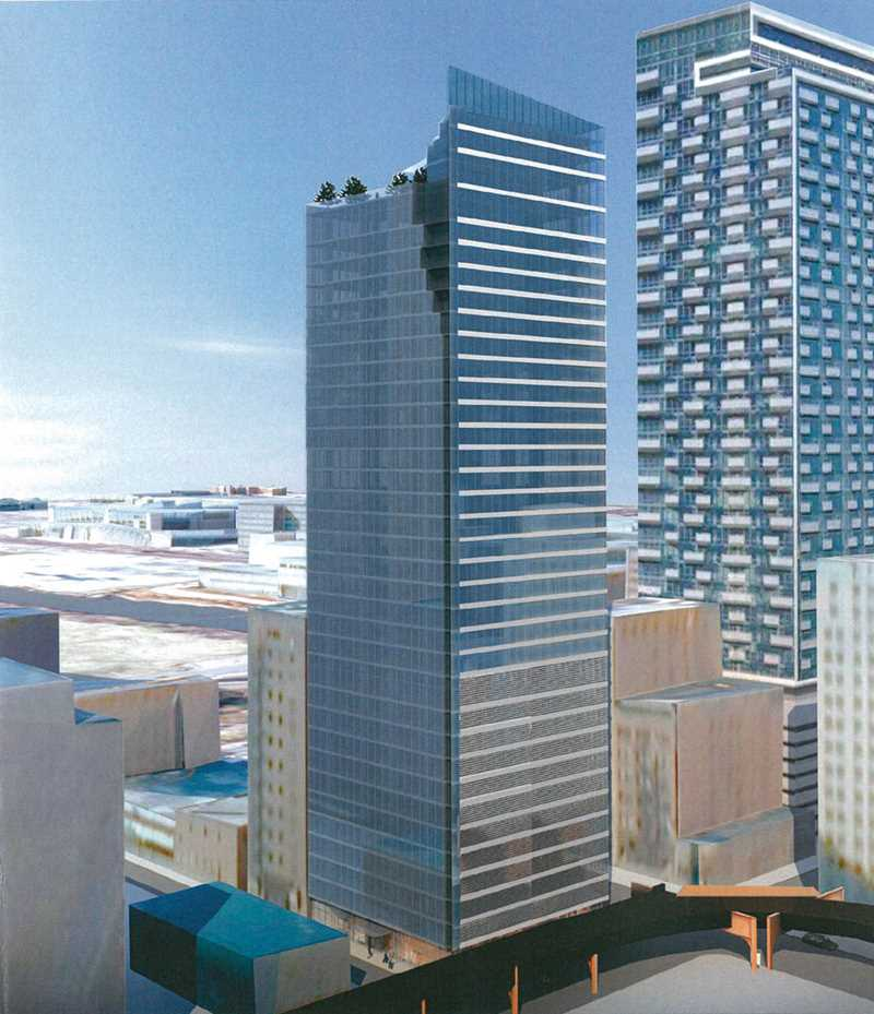 Another apartment tower proposed for the Loop