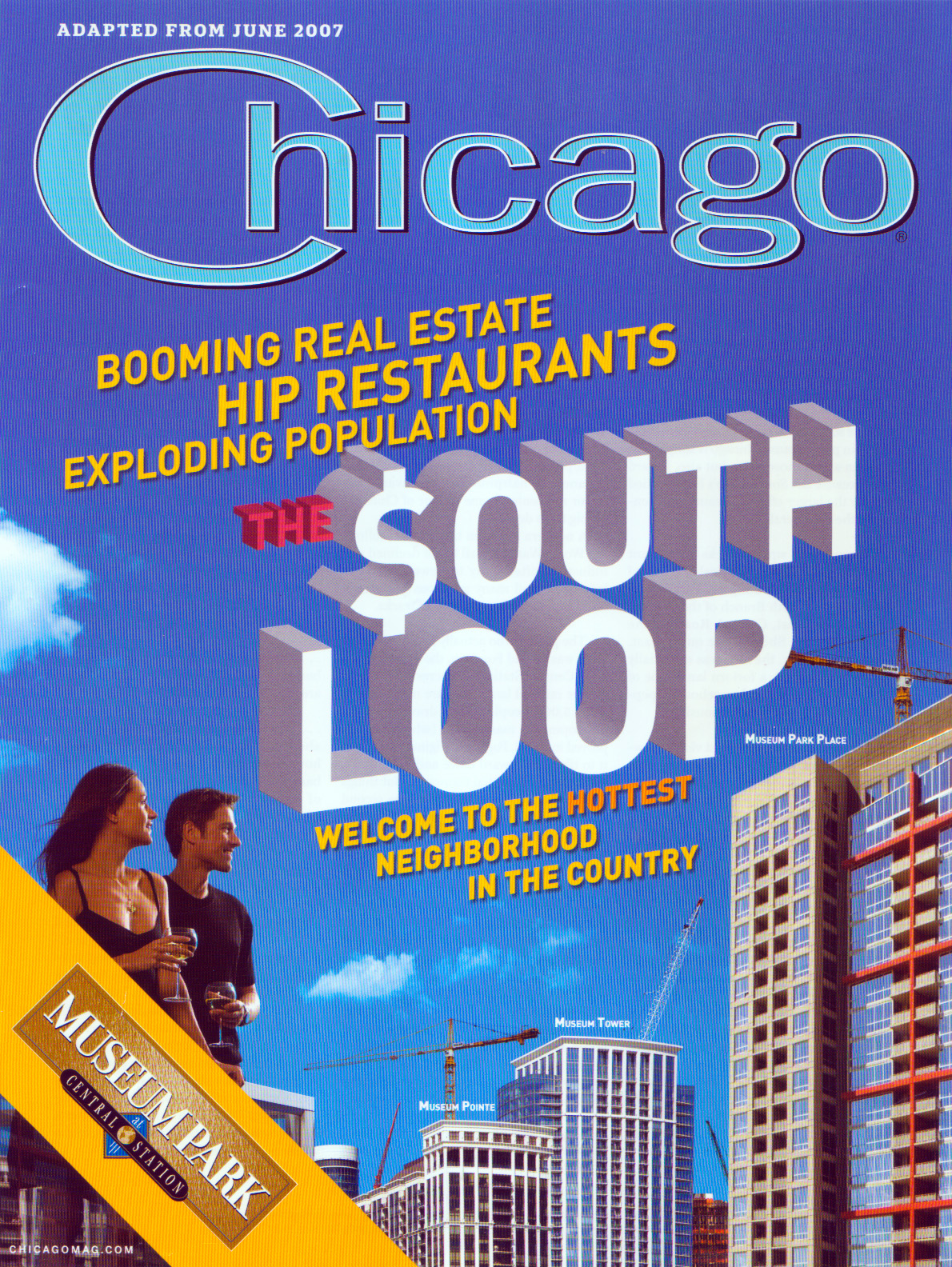 Quote of the day: South Loop = Moline?
