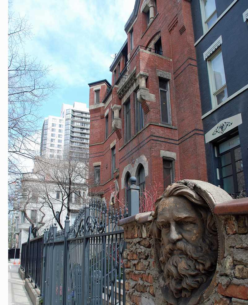 Washington Square landmark district, Chicago, IL