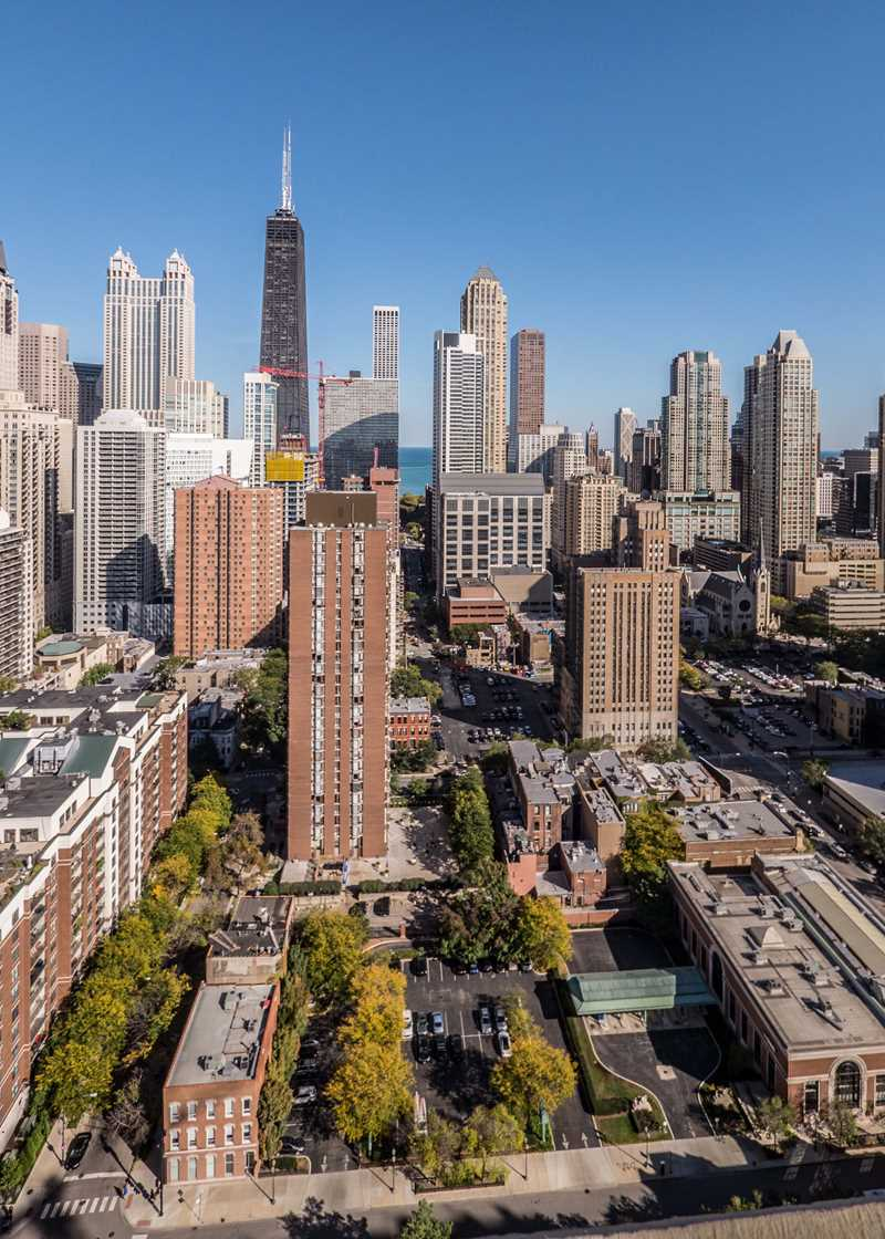 River North apartment tower takes a step forward