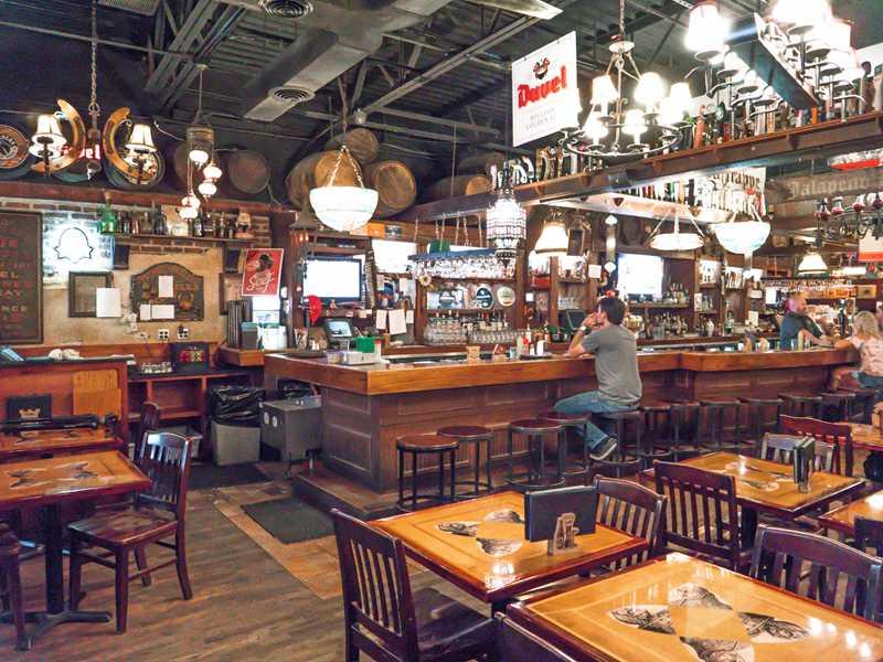 Monk's Pub, Chicago
