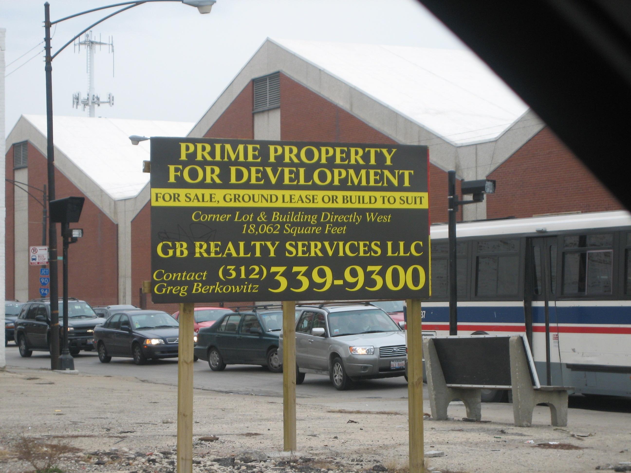 Prime spot in Bucktown
