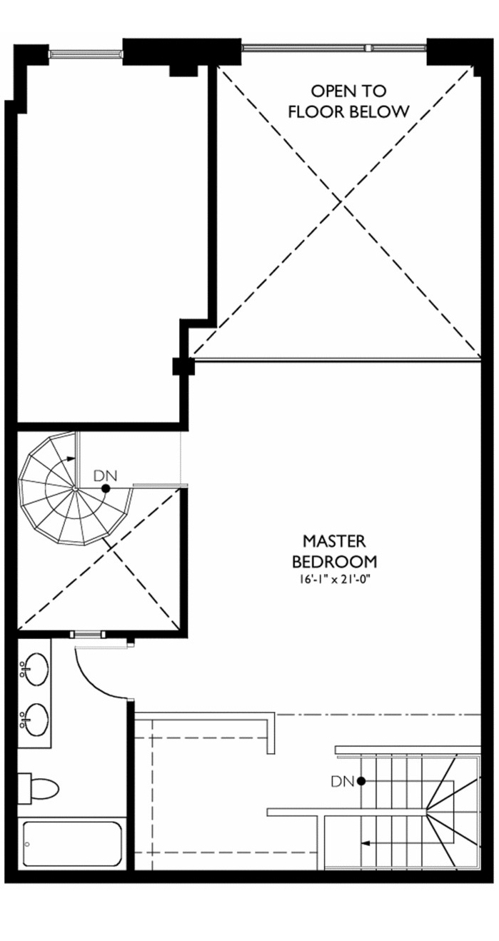 Opera Lofts floor plan