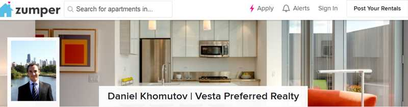 Daniel Khomutov, Vesta Preferred – Scofflaw leasing agent of the day