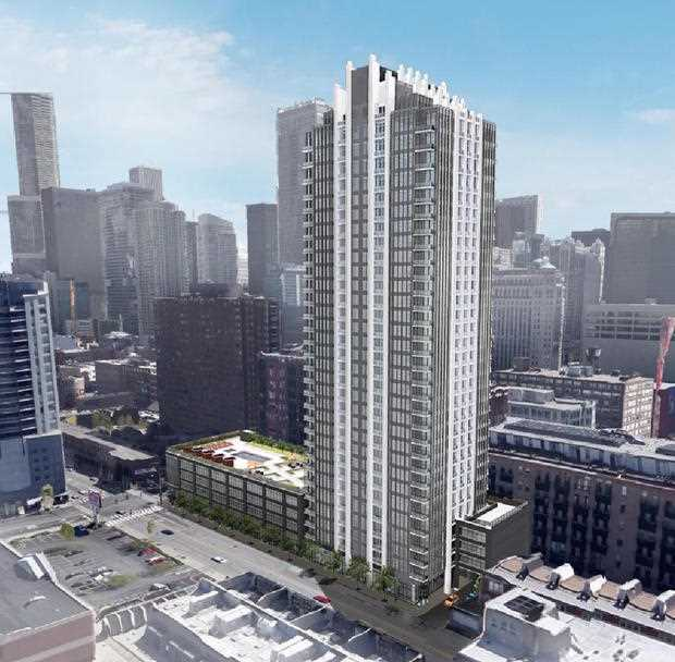 353 West Grand, 353 W Grand Ave, River North