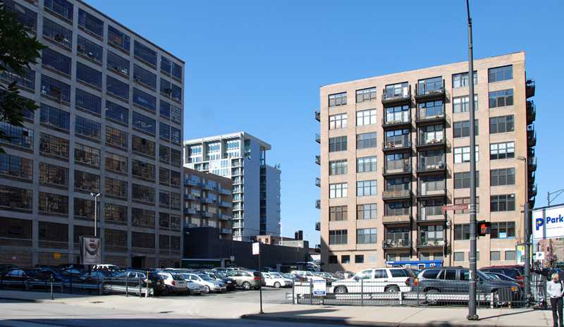 Another apartment tower proposed for West Loop