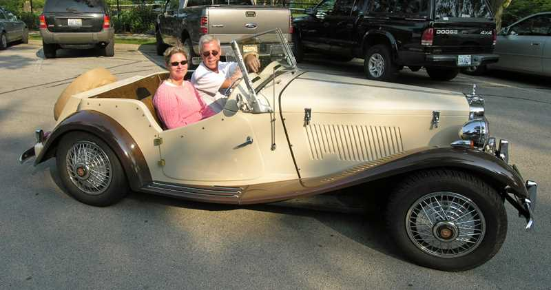 See classic cars and classic homes in Bridgeport this weekend