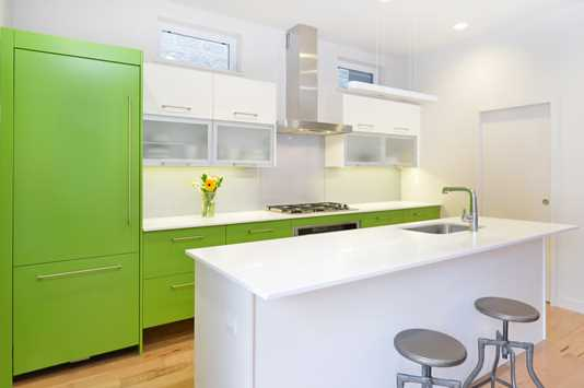 LEED Platinum home back on the market in West Town