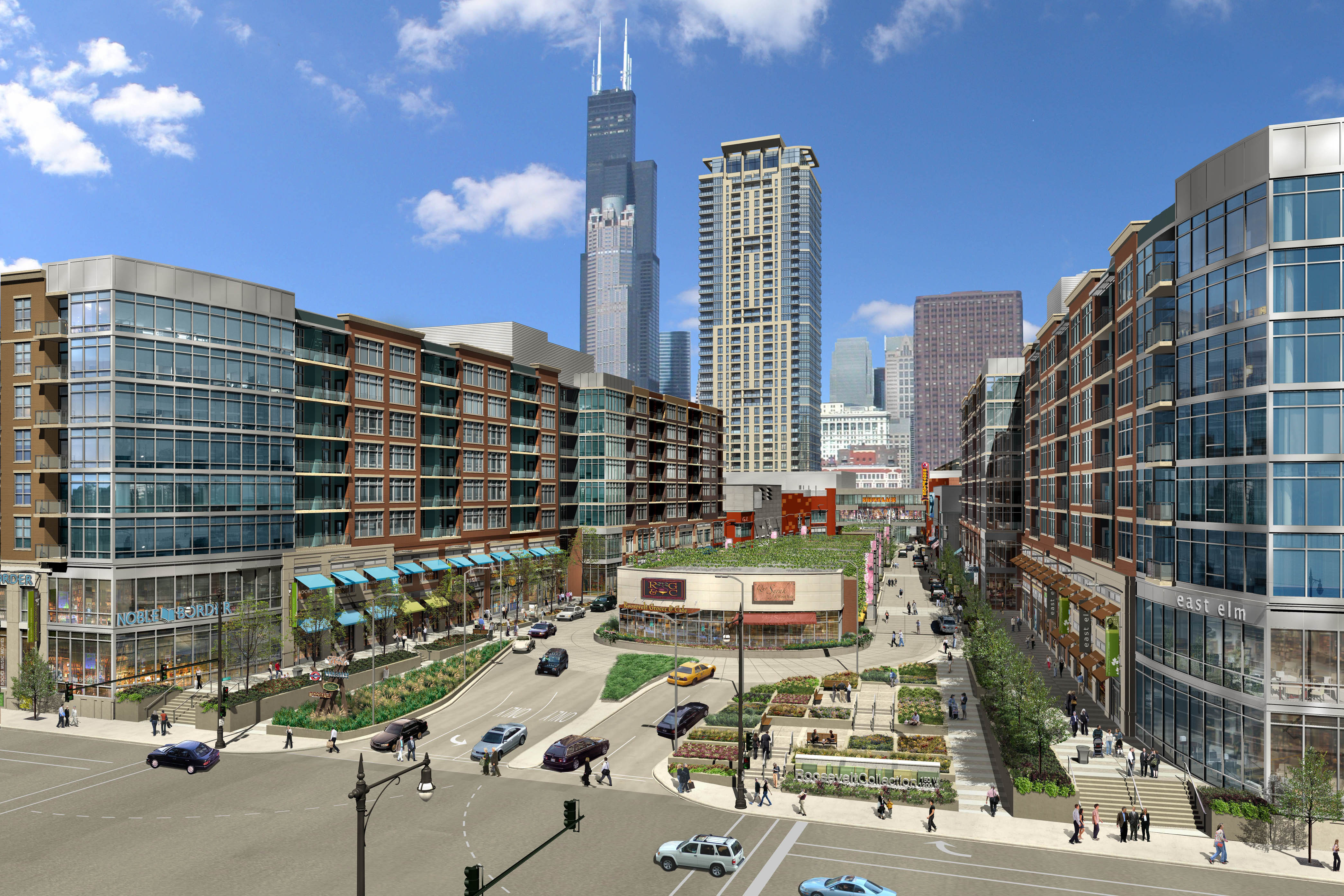 Lofts at Roosevelt Collection rendering