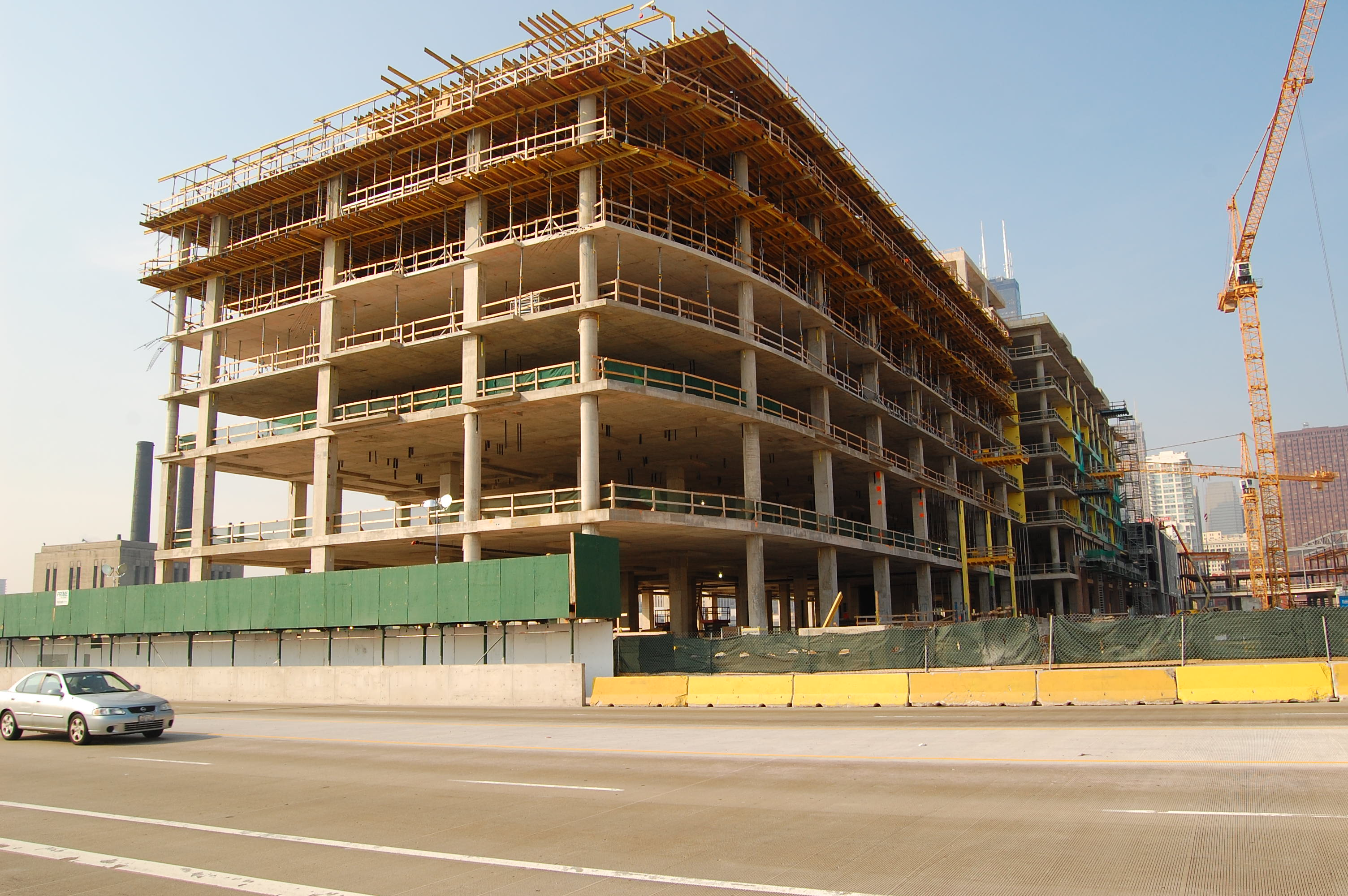 Western mid-rise at Lofts at Roosevelt Collection