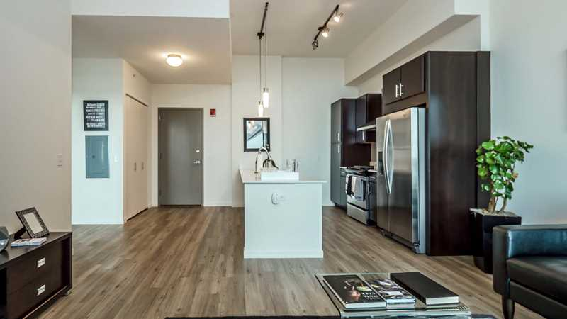 Rent in Lakeview's only full-amenity luxury apartment tower
